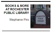 Browsing is back at Rochester Public Library