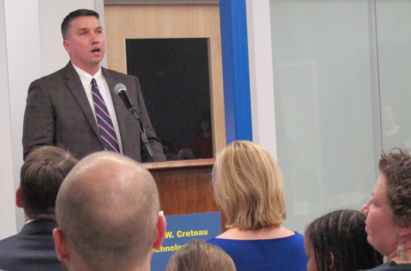Schools chief announces staggered return to inschool learning begins Tuesday